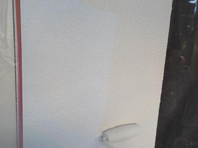 中塗り 超低汚染型シリコン