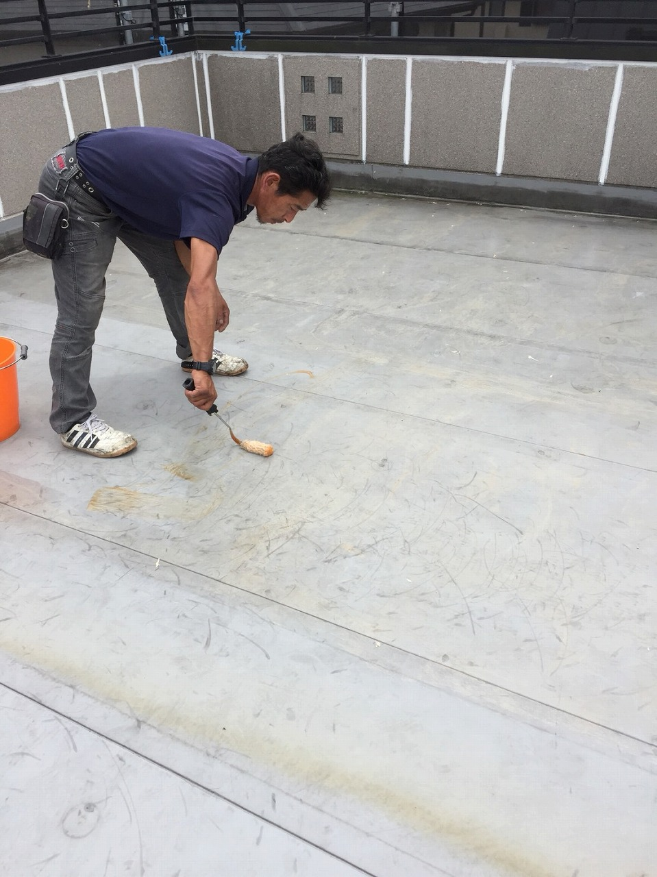 屋上防水プライマー