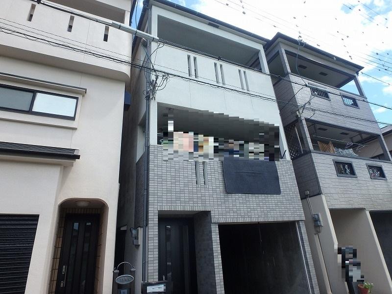 3F建てのお家