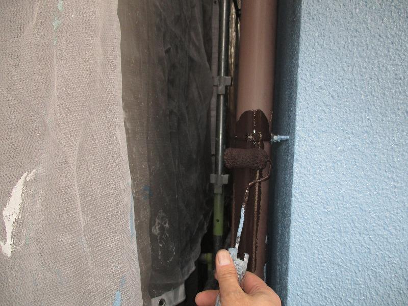 配管の塗装
