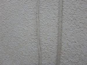 ALC外壁のひび割れ