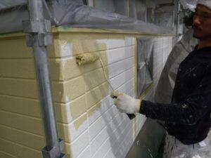外壁ラジカル塗装