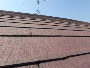 スレート屋根 劣化状況