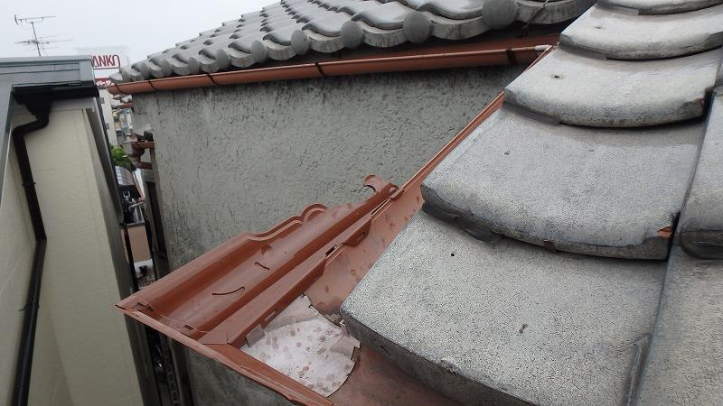 雨樋の飾り板