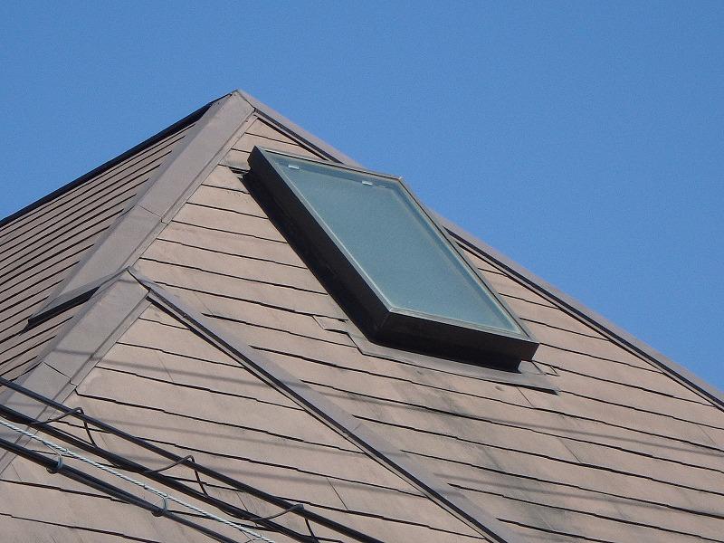 屋根のトップライト