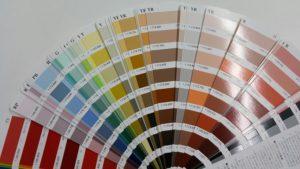 外壁塗装 色選び