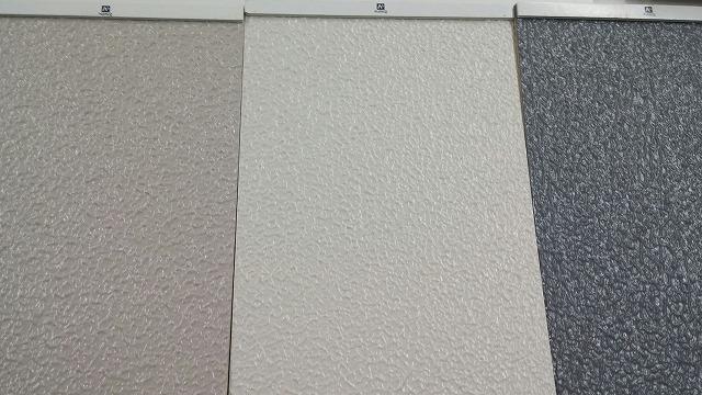 色選びの見本板