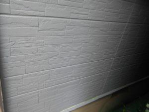 3階の外壁塗装完成