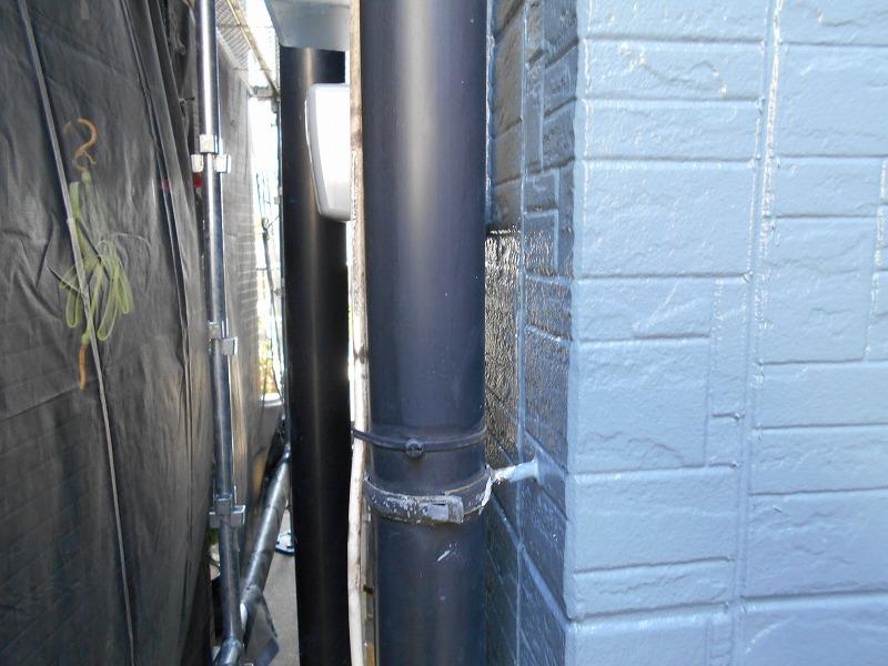 雨樋塗装前