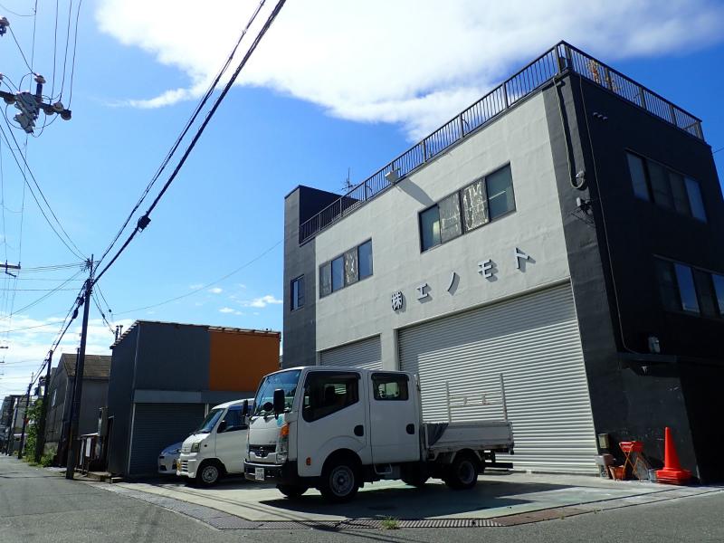 南大阪ペイントセンターの外観