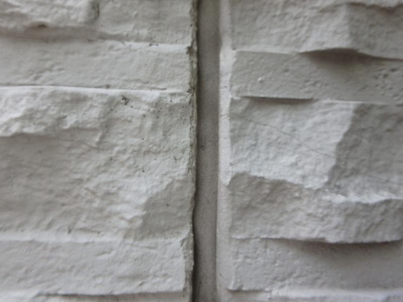 外壁塗装前のダイコンクリート