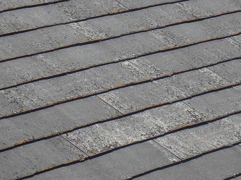 屋根細部の点検もドローンで可能