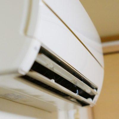 外壁塗装中のエアコン使用について