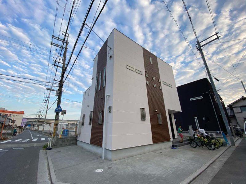 堺市 外壁塗装完成