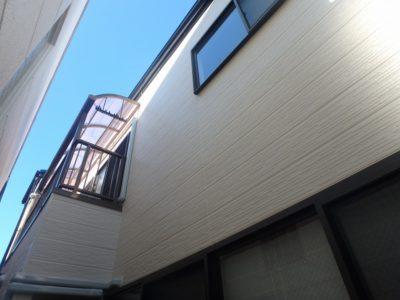 堺市外壁塗装完工