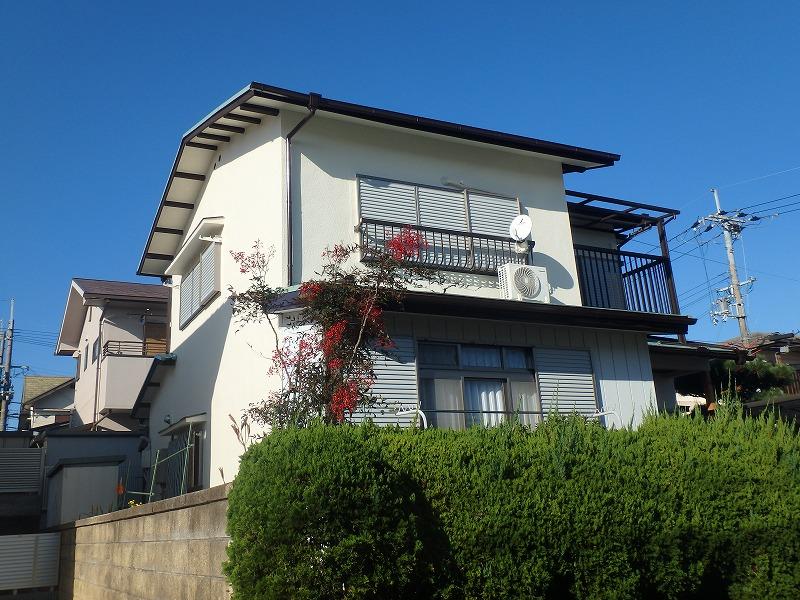 外壁塗装・屋根塗装完工