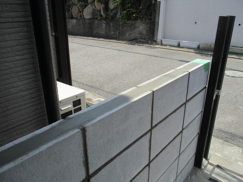 ブロック塀・モルタル
