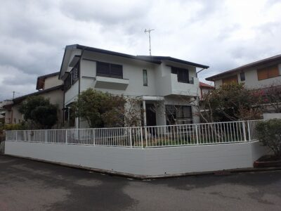 熊取町の施工写真